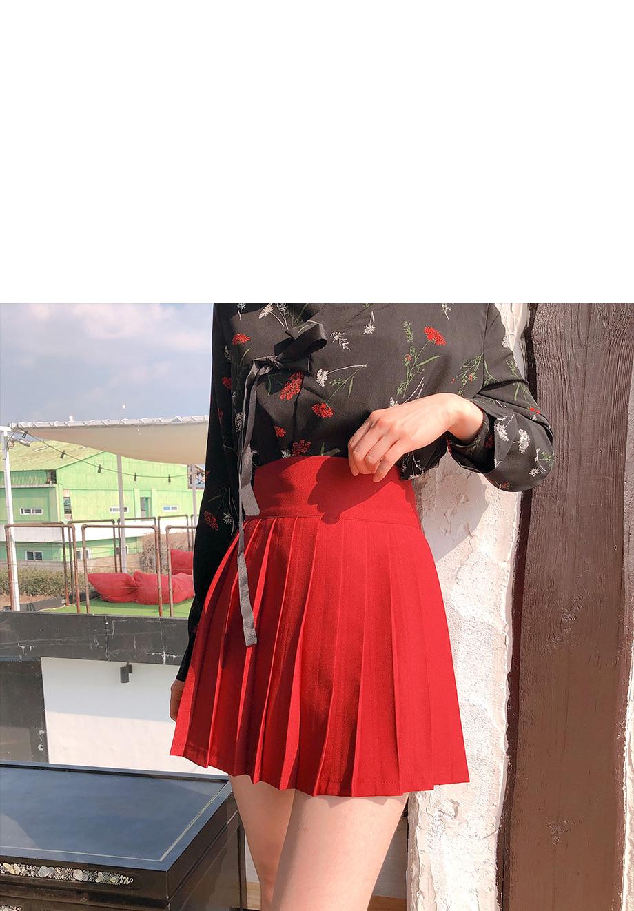 리리앤코 에롤 한복 치마 바지